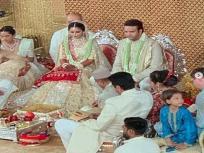 एक दूसरे के हुए ईशा और आनंद पीरामल, शाही अंदाज में हुई शादी, इन सितारों ने की शिरकत