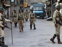 370 हटने के एक साल पूरे होने पर श्रीनगर में 4 और 5 अगस्त को लगाया गया कर्फ्यू, धारा 144 लागू