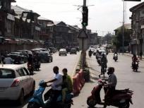 जम्मू-कश्मीर: पुंछ में LoC एरिया में लगी आग, बारूदी सुरंगों में विस्फोट