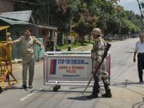 जम्मू: कोरोना वायरस से अत्यधिक प्रभावित क्षेत्र में पुलिसकर्मी पर हमला करने के आरोप में चार पर मामला दर्ज