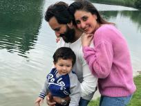 करीना कपूर खान ने शेयर की पति और बेटे तैमूर के साथ क्यूट फोटो, see pics
