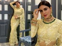 'कुंडली भाग्य' फेम श्राद्धा आर्या साडीत दिसते खूप सुंदर, पाहा तिचे फोटो - Marathi News | Kundali bhagya actress shraddha arya latest photos goes viral | Latest television Photos at Lokmat.com