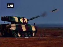 DRDO ने एमबीटी अर्जुन टैंक से लेजर गाइडेड एंटी टैंक मिसाइल का किया सफल परीक्षण, रक्षामंत्री ने कहा- भारत को आप पर गर्व