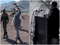 'इंदिरा लेह गई थीं तो पाकिस्तान 2 हिस्सों में बंटा, देखते हैं मोदी क्या करेंगे?', PM नरेंद्र मोदी के लेह पहुंचने पर कांग्रेस ने उठाए सवाल