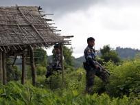 म्यामां में सरकार और नस्ली विद्रोहियों के बीच संघर्ष जारी, कार्रवाई के भय से हजारों लोगों का पलायन