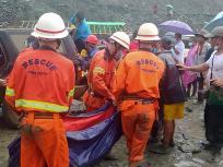 म्यामां के खदान में भूस्खलन,113 लोगों की मौत,200 लापता, विश्व का सबसे बड़ा जेड उद्योग में हादसा