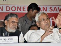 बिहार: सीएम नीतीश कुमार का कोरोना टेस्ट आया निगेटिव, उपमुख्यमंत्री सुशील मोदी की रिपोर्ट आना बाकी