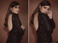 परिणीती चोप्राच्या बॅकलेस ड्रेसमधील फोटोंची रंगलीय चर्चा, मिळतायेत अशा कमेंट्स - Marathi News | Parineeti Chopra looked glamorous in backless dress | Latest bollywood Photos at Lokmat.com