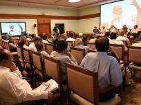 बजट पर पीएम मोदी व सचिवों की बैठक,सुस्त पड़ती अर्थव्यवस्था को रफ्तार देने और रोजगार सृजन के मुद्दों पर गहन विचार विमर्श