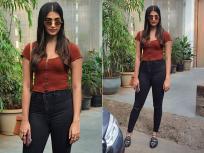 पूजा हेगड़े का 'स्वैग' मुंबई के जुहू में आया नजर, जल्द ही इस फिल्म में दिखाएंगी जलवा