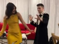 VIDEO: हसबैंड निक जोनस के साथ मस्ती भरे अंदाज में नजर आईं प्रियंका चोपड़ा, देसी गानों पर जमकर किया डांस
