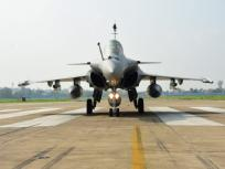 भारतीय वायुसेना में शामिल हुआ राफेल, अंबाला के आसमान में दिखाई अपनी ताकत