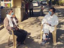 राहुल गांधी ने उबर ड्राइवर से की बात, प्रवासी मजदूरों के बाद सुनी कैब ड्राइवर्स की समस्याएं