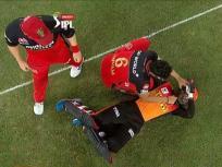 VIDEO: रन लेने के दौरान साथी खिलाड़ी संग राशिद खान की हुई जोरदार टक्कर, मैदान पर ही लेट गए और फिर....