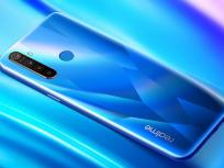 4 रियर कैमरे के साथ Realme 5 Pro और Realme 5 भारत में लॉन्च, कीमत 10,000 रु से कम