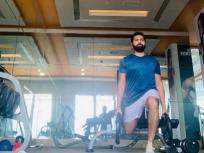 रोहित शर्मा ने शुरू की आईपीएल 2020 की तैयारी, जिम में बहाया पसीना, देखें तस्वीर