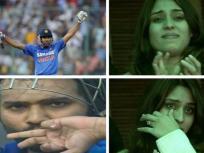 रोहित शर्मा ने खोला राज, वनडे में उनके तीसरे दोहरे शतक के बाद पर क्यों रो पड़ी थीं पत्नी रितिका