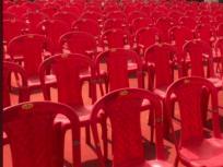 600 शिक्षकों को बुलाया एक भी नहीं आया, मध्यवर्ती संग्रहालय के सभागृह में खाली पड़ी रहीं कुर्सियां