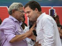 सीताराम येचुरी ने राहुल गांधी से पूछा- साफ करें कि बीजेपी से लड़ना चाहते हैं या वाम दलों से