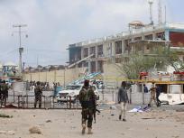 सोमाली सेना के अड्डे के बाहर विस्फोट में 8 सैनिकों की मौत, मृतकों की संख्या बढ़ने की आशंका