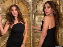 पॉप सिंगर ते अभिनेत्री असा आहे ग्लॅमरस सोफी चौधरीचा बॉलिवूड प्रवास, बोल्ड फोटोंंमुळे असते चर्चेत - Marathi News | Sophie choudry shared glamorous look making headlines in black gown see photos | Latest bollywood Photos at Lokmat.com
