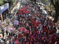 श्रमिक संघों ने एनटीसी मिलों के निजीकरण को लेकर केंद्र को आंदोलन की दी चेतावनी