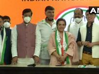 Bihar assembly elections 2020:शरद यादव की बेटी सुभाषिनी कांग्रेस में, लड़ेंगी विधानसभा चुनाव