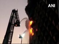गुजरात: सूरत के 10 मंजिला टेक्सटाइल मार्केट में लगी आग, 40 से ज्यादा दमकल की गाड़ियां मौजूद