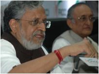 Bihar: सुशील मोदी का आरोप- 'जेल से पार्टी चला रहे हैं लालू, फाइव स्टार होटल जैसी सुविधा दे रही है झारखंड सरकार'