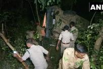 त्रिपुरा: ड्यूटी के लिए छत्तीसगढ़ जा रहे जवानों की बस पलटी, हादसे में 29 घायल
