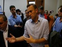 जर्मनी: रूस के विपक्षी नेता एलेक्सी नवेलनीको नोविचोक 'जहर' दिया गया था,विदेशी प्रयोगशालाओं में पुष्टि
