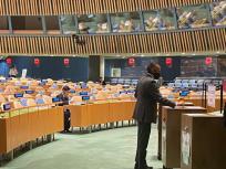 संयुक्त राष्ट्र से नेताओं ने कहा- 'यदि वायरस हमारी जान नहीं लेता है, तो जलवाायु परिवर्तन मार डालेगा'