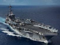 चीन ने दी अमेरिकी एयरक्राफ्ट कैरियर को उड़ाने की 'धमकी', यूएस नेवी ने दिया मजेदार जवाब