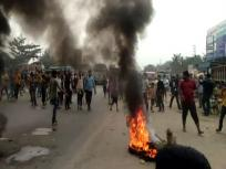 नागरिकता कानून: पश्चिम बंगाल में विरोध प्रदर्शन की वजह से 25 ट्रेनें रद्द, कई जगह सड़क और रेल मार्ग बाधित