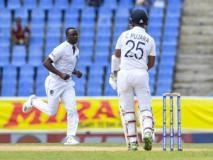 IND vs WI, 1st Test: इशांत शर्मा की शानदार गेंदबाजी, टीम इंडिया की मैच में वापसी