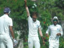 Duleep Trophy: इशान पोरेल ने झटके 3 विकेट, पहले दिन के खेल तक इंडिया ब्लू- 112/6