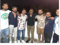 IND vs WI: ब्रायन लारा के घर पहुंची टीम इंडिया, खिलाड़ियों ने जमकर मनाई पार्टी