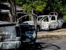 मेक्सिको के मिचोआकेन में बंदूकधारियों ने 14 पुलिसकर्मियों का मार डाला,मादक पदार्थों के तस्करी पर विवाद