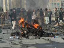 काबुल में आत्मघाती हमले में मरने वालों की संख्या 43 हुई, तालिबान हो सकता है हमले के पीछे