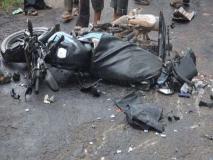 भीषण हादसा, तीन मोटरसाइकिलों मेंटक्कर,दो भाइयों सहित तीन युवकों की मौत, 5 घायल
