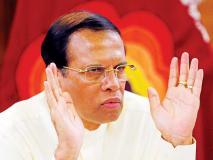 आपातकाल बढ़ा कर सबको चौंकायाश्रीलंका के राष्ट्रपति मैत्रीपाला सिरिसेना ने, कोलंबो में सुरक्षा कड़ी