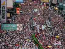 चीन की चेतावनी के बावजूद हांगकांग प्रदर्शनकारियों ने बड़ी रैली निकालने का लिया संकल्प