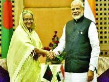 शेख हसीना ने पीएम मोदी को दिया भरोसा, बांग्लादेशी भूमि का किसी भी आतंकी संगठन को इस्तेमाल नहीं करने देंगे