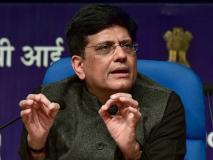 रेलवे में 'शून्य दुर्घटना मानक' के लक्ष्य को हासिल करना चाहते हैंरेल मंत्रीपीयूष गोयल