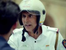 ट्रैफिक पुलिस बनकर अक्षय कुमार ने लगाई नियम तोड़ने वालों की क्लास, कहा- 'सड़क किसी के बाप की नहीं है'
