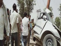 उत्तर प्रदेश में रफ्तार का कहरःअलग-अलग हादसों में 9 की मौत, कई अन्य लोग घायल
