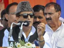 सपा नेता और सांसद आजम खां ने जया प्रदा पर फिर की अभद्र टिप्पणी