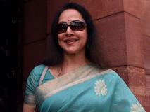 हेमा मालिनी ने कहा-'न्यू इंडिया' का सपना लोगों की आंखों से देखा जा रहा है और किसी में दम नहीं है कि वह भारत कोआंख दिखाए
