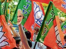 एक्जिट पोल के नतीजों से भाजपा खेमे में उत्साह, जश्न की तैयारी मेंकार्यकर्ता, तैयारियां पूरे जोर पर हैं