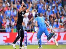 ICC World Cup 2019: धोनी के रन आउट पर बोले मार्टिन गप्टिल, किस्मत ने दिया हमारा साथ